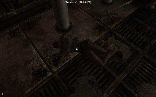 Vault 106 Female Survivor