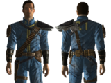 Armored Vault 21 jumpsuit