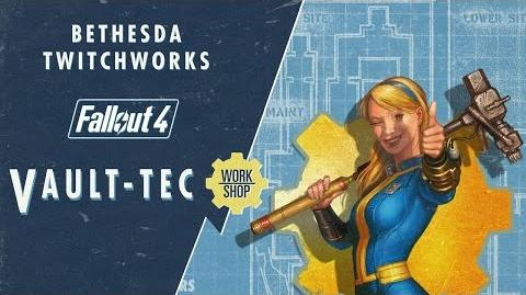 Agent c/Bethesda Plays - Vault Tec Workshop