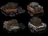Brahmin cart