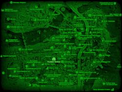 FO4 Хьюбрис Комикс (карта мира)