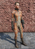 FO76 Brotherhood Soldier Suit Female