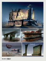 Fo4 Starlight Drive In Art
