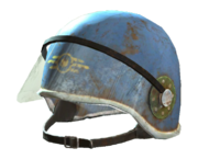 Fo4 Vault-Tec security helmet