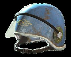 Fo4 Vault-Tec security helmet