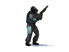 Hl2 combine shotgun soldier by vagiz ahm-db6eefb
