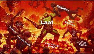 Laat the doomslayer