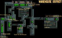Los warehouse district