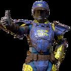 Atx skin armorskin metal vaulttec l