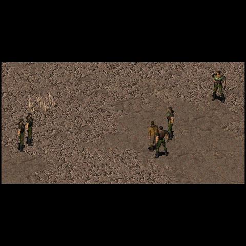 Дак і його охорона недалеко від <a href=