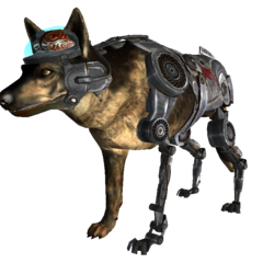 Cyberhound Mk III law enforcement officer support model in <i><a href=
