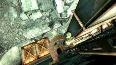 FO3 Besnik's trapped pipe