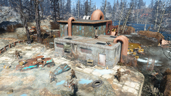 FO4FH Children of Atom shrine1