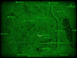 FO4 Прачечная (карта мира)