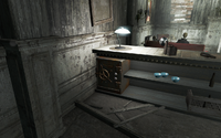 FO4 Concord Speakeasy safe