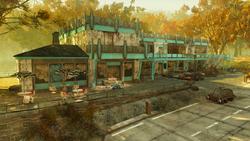 FO76 Southern Belle Motel