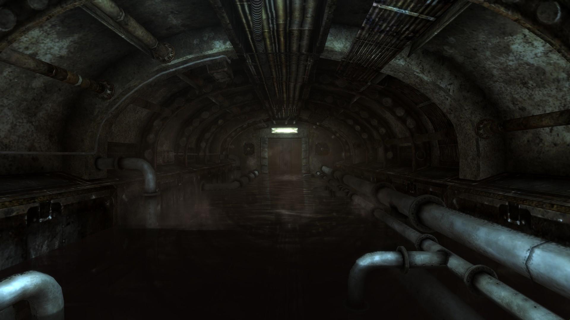 Vault 92 reactor room