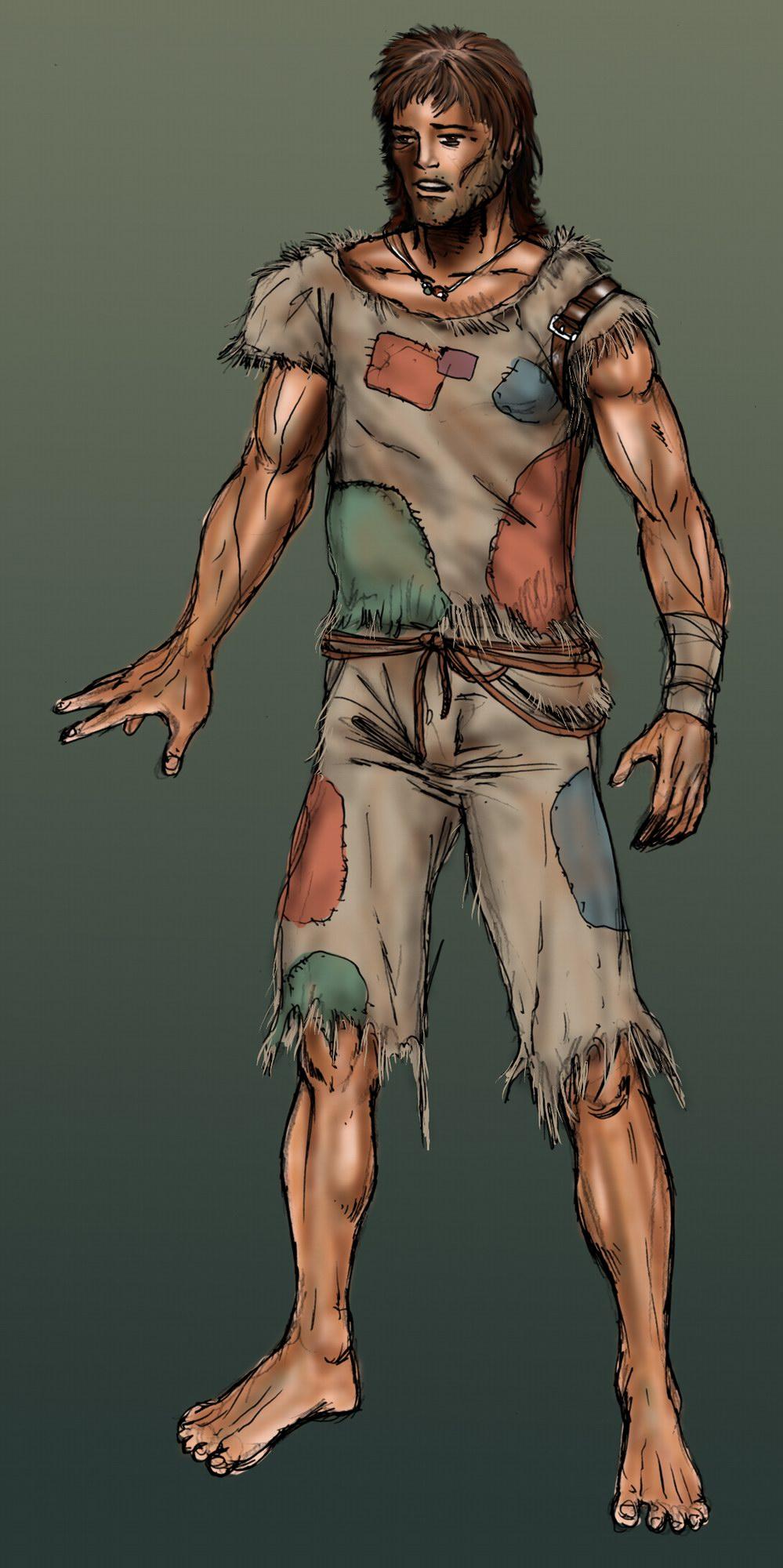 FoT civilian male