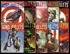 Guns n Bullets F4 collage