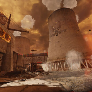 Morgantown cooling tower loading screen