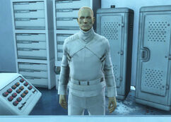 Synth requisition officer
