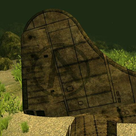 Знак на хвості бомбардувальника.