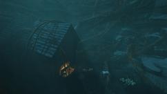 F76 Gulper Lagoon cavern house
