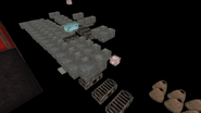 FNV Buried vendor chest litebrite
