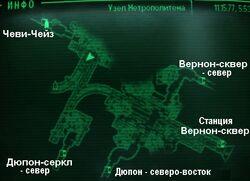 FO3 Metro Junction intmap