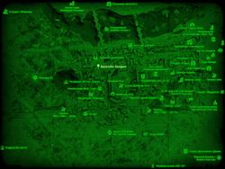 FO4 Бруклайн-билдинг (карта мира)