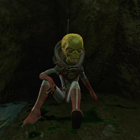 Сидить у печері