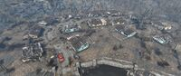 FO4 Sanctuary post-war aerial