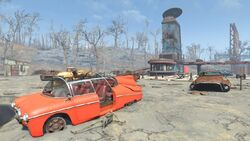 FO4 Starlight Drive In
