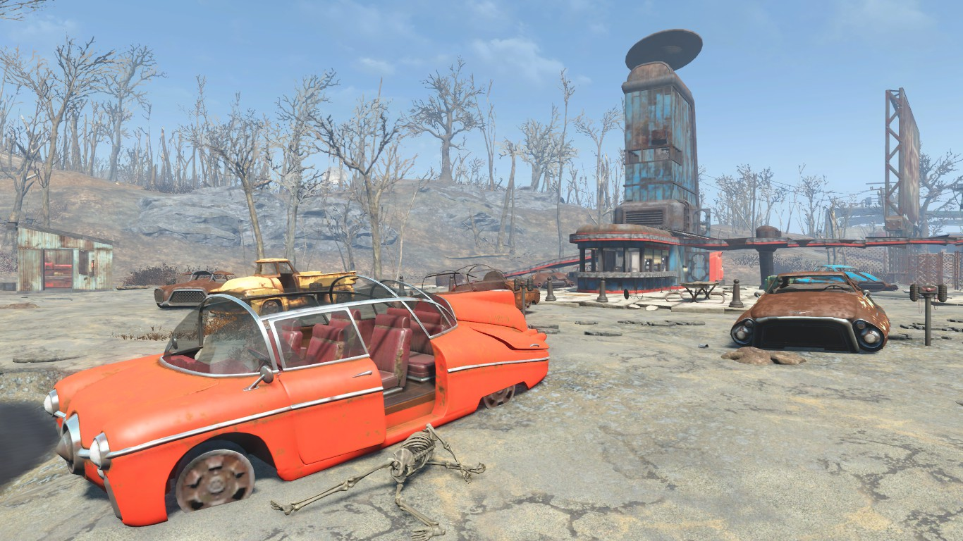 starlight drive in fallout wiki fandom powered by wikia