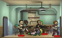 FOS - Quest - SOS! - Kampf 5 - Raider
