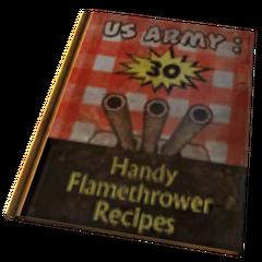 Армія США: 30 рецептів запалювальних сумішей