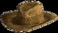 Cattleman cowboy hat
