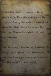 Cursed note