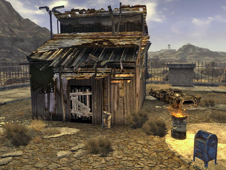 Deputy Beagle's residence | Fallout Wiki | Fandom
