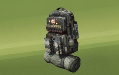 FO4 Creation Club - Modular Backpack