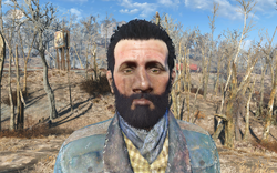 FO4 Jules the synth