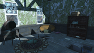 FO4 Old Gullet Sinkhole interior 5