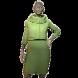 FO76 Atomic Shop - Vintage linen coat