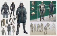 Fo4 synth armor concept art