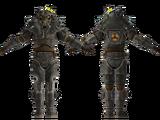 Gannon family Tesla armor