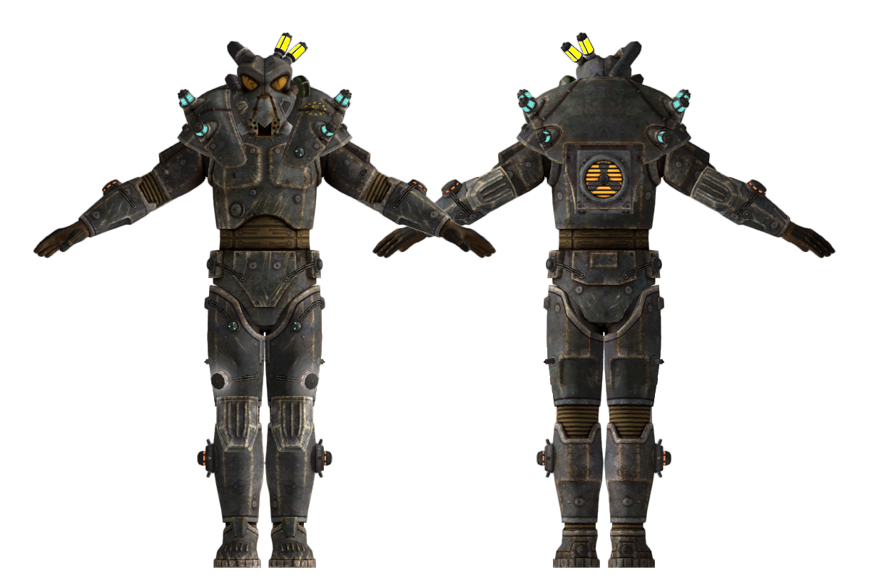 Category:Fallout: New Vegas unique armor and clothing