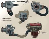 Rock It Launcher CA3