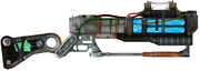 Super Tri Beam Tesla AER14 Prototype Rifle