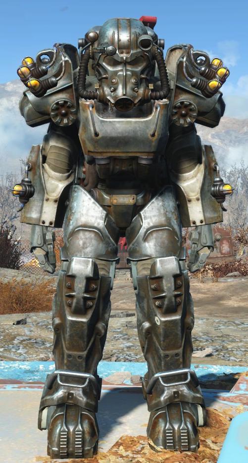 Tesla armor new vegas