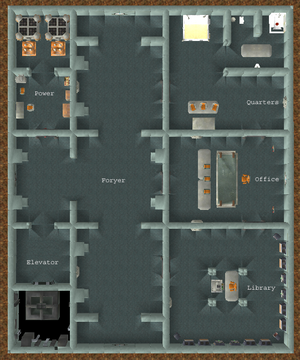 VB DD09 map Bunker Level 3